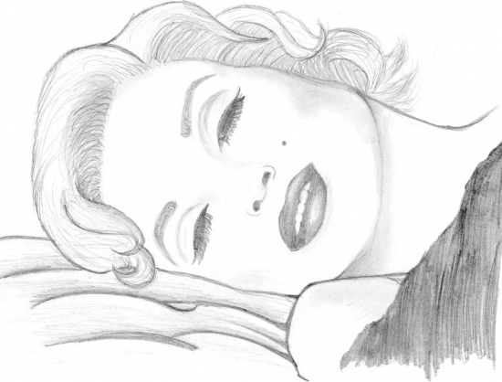 Marilyn Monroe by 1994